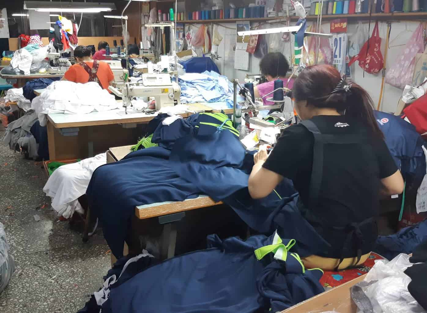 團體服工廠